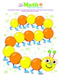 Math Game for summer 2016 (part 1)