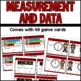 Math Game (Measurement and Data) MODULE 3 1st Grade