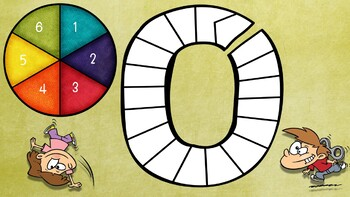 Math Gameboards numbers 1-10