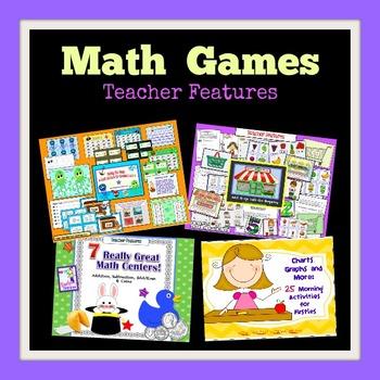 Math Games (First & Second Grade)