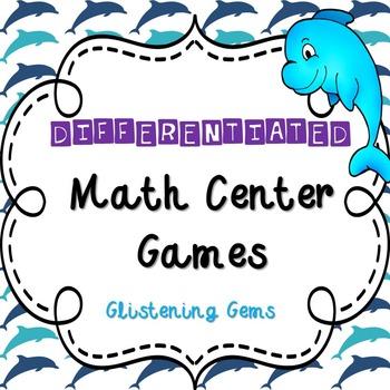 First Grade Addition Math Game