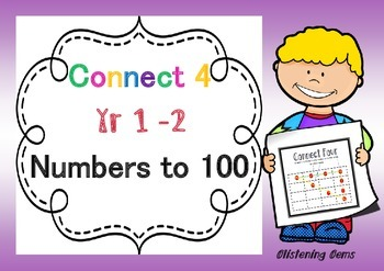Number Sense Game Numbers up to 100
