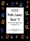 Math Games About 12