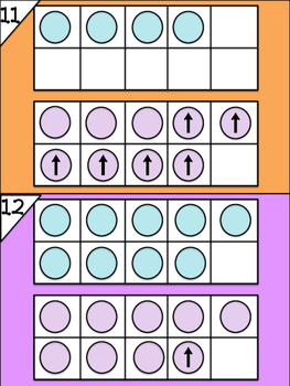 Math Games: Addition within 20