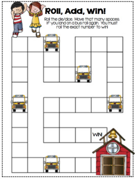 Math Games...Allowing for Differentiation