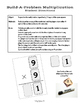 Math Games: Build-A-Problem Multiplication and Division
