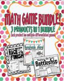 Math Games Bundle!