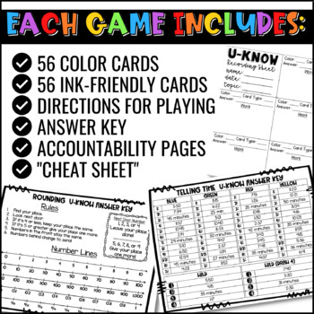Math Games Mini Bundle 2: U-Know