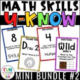 Math Games Bundle 2: U-Know
