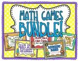 Math Games Bundle Pack!