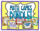 Math Games Bundle Pack!
