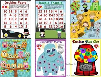 Math Games Bundled