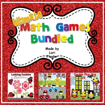 Math Games Bundled