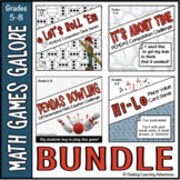 Math Games Galore Bundle