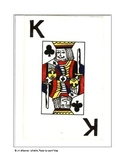 Math Games Giant Playing Cards