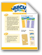 Math Games (Grades 3-4): Which Is It? (Less Than, Greater Than, Equal to)