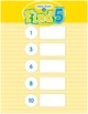Math Games (Grades K-1): Find 5 (Reads Number Words to Ten)