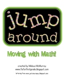 Math Games- Jump Around: Moving with Math