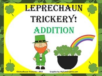 Math Games: Leprechaun Trickery