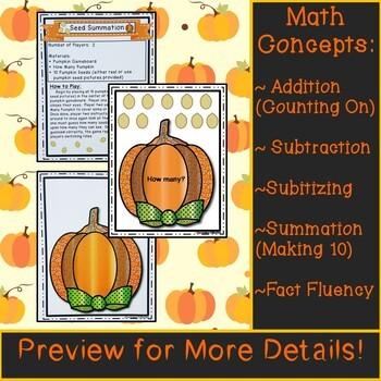 October Math Games