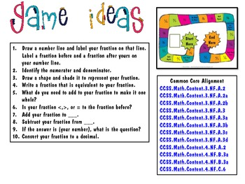 Math Games Pack
