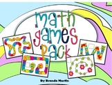 Math Games Pack
