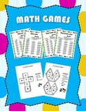 Math Games: Super Fun and Easy Dice Game
