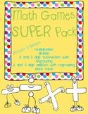 Math Games Super Pack