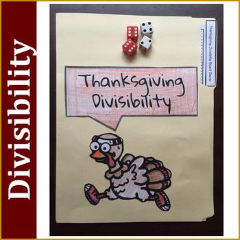 Math Games: Thanksgiving Divisibility
