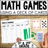 Math Games Using a Deck of Cards