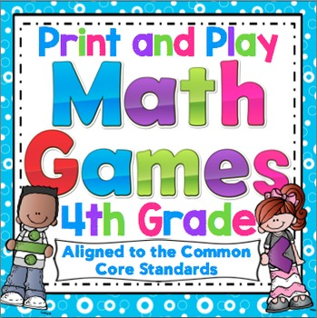 The 20 Most Awesome Math Games for Fourth Grade | Math ...