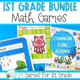 Math Games for First Grade Distance Learning