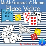 Math Games for Home: Place Value (Distance Learning)