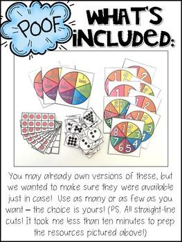Math Games for Number Development   Number Sense