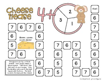 Math Games for first grade - 55 game MEGA PACK for year-long use!