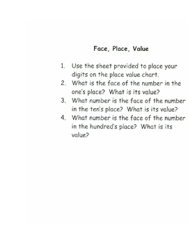 Math Games to Teach Place Value