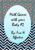 Math Games with your Body #2 - Addition/Subtraction Elemen