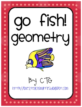 Math Geometry Go Fish Center