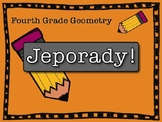 Math Geometry Jeporady Fourth Grade Review Test Prep Game
