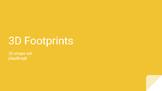 Math Geometry Station - 3D Footprints