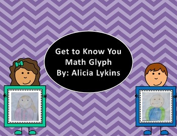 Get To Know You Math Glyph