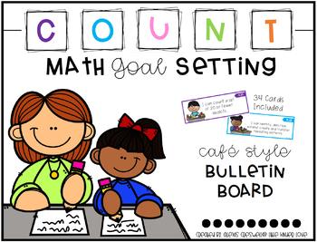 Math Goal Setting: C.O.U.N.T