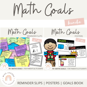 Math Goals Bundle