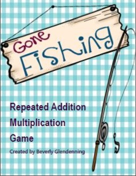 Math: Gone Fishing Activity