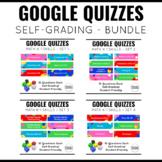 Math Google Quizzes for K-1