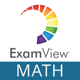 Math Grade 1 ExamView Questions