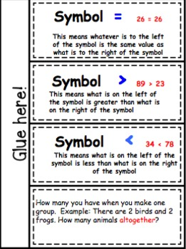 Math Grade 2 Module 3 Vocabulary