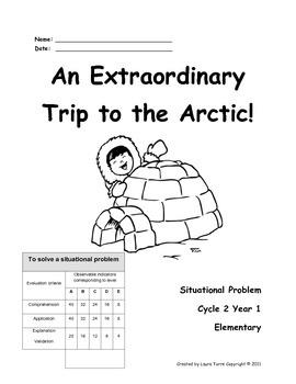 Math Grade 3 Situational Problem