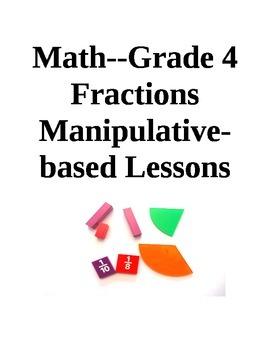 Math--Grade 4 Fractions