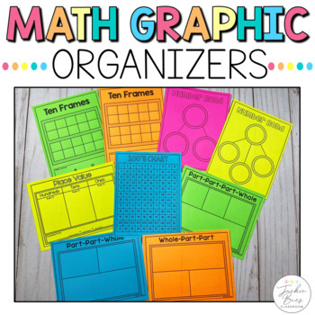 Math Graphic Organizers
